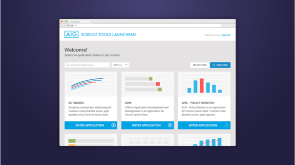 DOOR3 | AIG Business Intelligence Dashboard