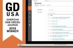 DOOR3's Award-Winning UX Design Team Wins 2018 American Web Design Award