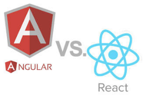 React vs. Angular: Battle of the Front-End Javascripts. Let's Get Ready To Rumble!